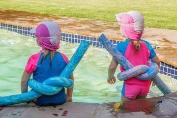 Okulary do pływania dla dzieci